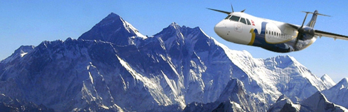 Everest flights Nepal